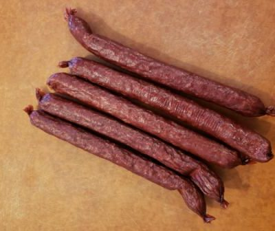 Pastured Pork/Grassfed Beef Snack Sticks