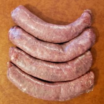 Pastured Pork Bratwurst